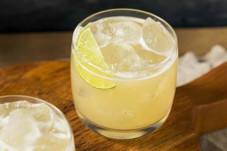How to Make the Mezcal Tommy's Margarita