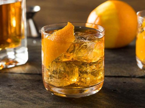 Old Fashioned Whiskey Cocktail Recipe