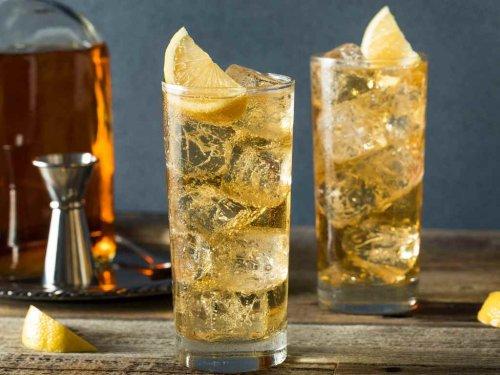 Whisky & Ginger Highball – Cocktail Recipe