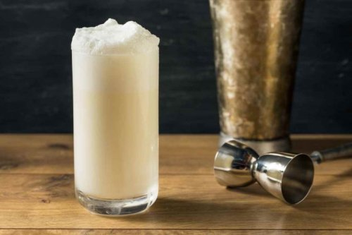 How to make the Ramos Gin Fizz