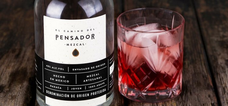 How to make the delicious Mezcal cocktail - The Left Hand