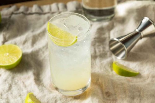 How to Make a Lime Rickey