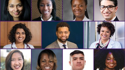 These are the 40 under 40 leaders in minority health