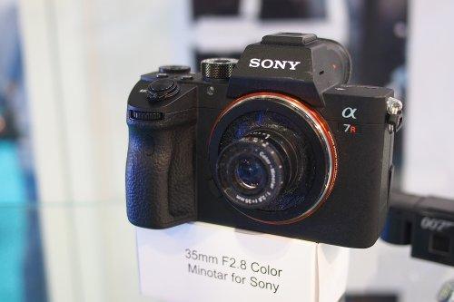 Minox color minotar 35mm f2.8 to E-mount lens - Amateur Photographer