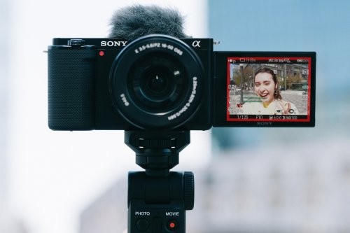 Sony ZV-E10 is a vlogger-friendly camera with interchangeable lenses - Amateur Photographer