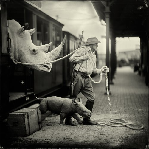 Alex Timmermans on the wet-plate process - Amateur Photographer