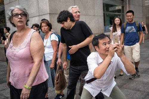 Social media's influence on street photography - Amateur Photographer