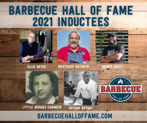 Meathead Makes The Barbecue Hall Of Fame!