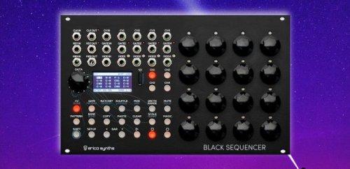Test: Erica Synths Black Sequencer, Eurorack Sequencer - AMAZONA.de