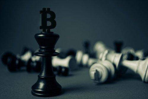 Bitcoin's pit stop at $85K
