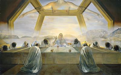 Misunderstood Masterpiece: Salvador Dali's 'The Sacrament of the Last Supper'