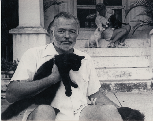 Ernest Hemingway was a brilliant writer and a terrible person. Discuss.