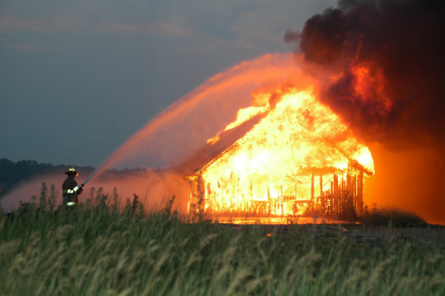 Fires that destroyed 2 churches on Canadian Indigenous reserves deemed 'suspicious'