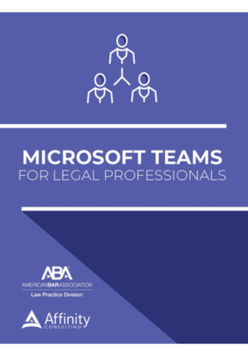 Microsoft Teams for Legal Professionals