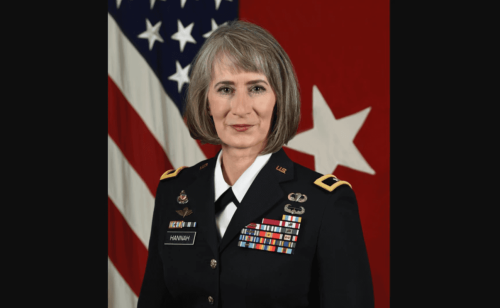 Top Army spokeswoman suspended after 97% of subordinates report workplace hostility