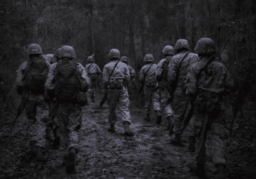 Marine recruit dies during 'Crucible' training at Parris Island boot camp