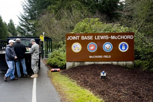 Army Ranger charged in Washington security guard's death dragged her 'like a rag doll,' records say
