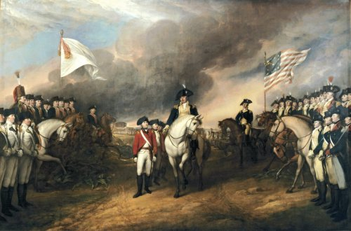 England gave up on trying to take over American colonies 239 years ago today