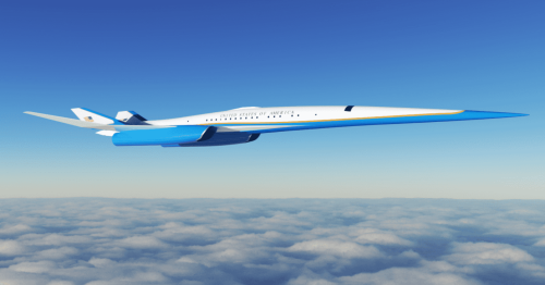 Pics: US military working on supersonic Air Force One that can go Mach 1.8