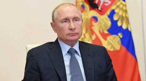 Putin says Russia mulling removing Taliban from terrorist list