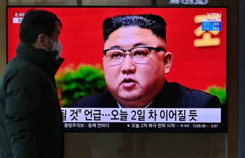 Kim Jong Un's head bandage is added to list of health mysteries