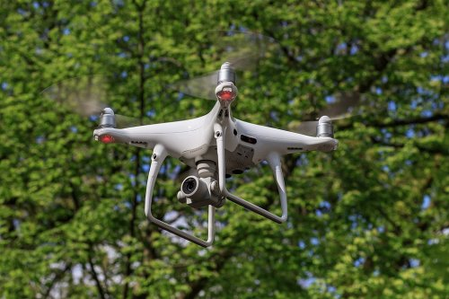 FBI, Secret Service bought 27 Chinese drones deemed nat'l security risk over China spying