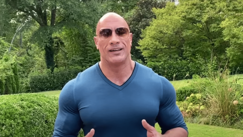 New Poll: Nearly half of Americans think Dwayne 'The Rock' Johnson should run for president