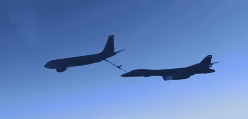 Video: Russian fighters intercept US bombers, then send 5 warplanes near Alaska