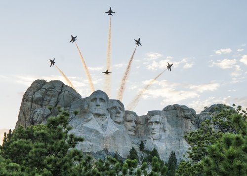 Gov. Noem sues Biden admin over canceling Mt Rushmore July 4th fireworks