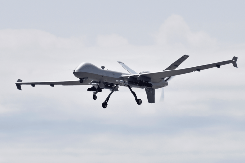 Air Force drones fly high in Hawaii
