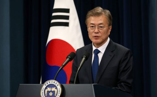 South Korean Pres. Moon orders complete overhaul of military culture