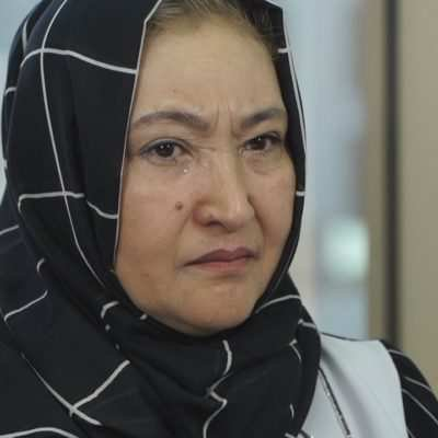 Former Xinjiang internment camp detainee honored with 'Hero of the Year' award
