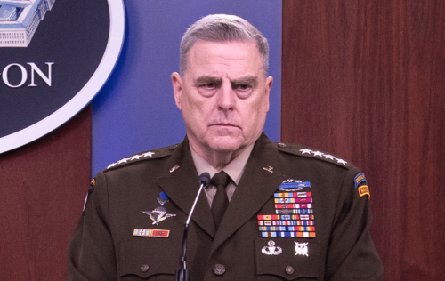 Top US General Milley: China expanding military capabilities at 'very serious and sustained rate'
