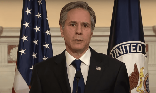Blinken tells Lavrov that US won't hesitate to respond to Russian aggression