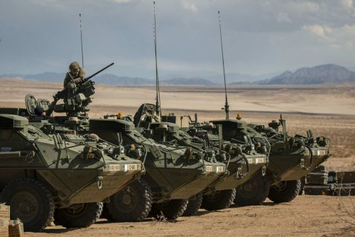WA National Guard deploys largest overseas force in over a decade