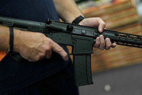 California appeals judge's ruling that overturned the state's 'assault weapons' ban