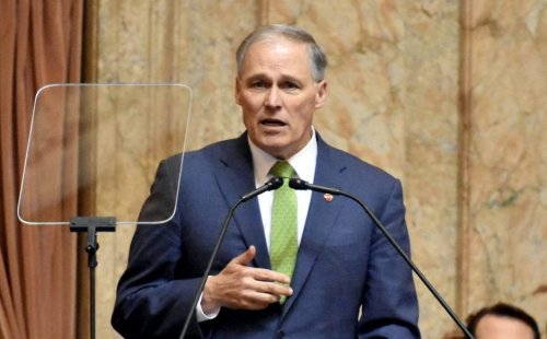 Gov. Inslee announces separate $250K lottery for veterans and active-duty service members in Washington
