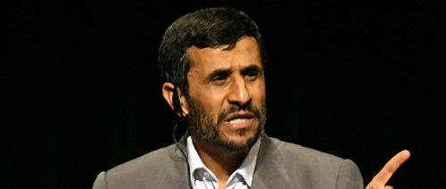 Iranian ex-president Ahmadinejad making another run for office