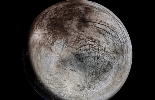 NASA gives SpaceX $178 million to help launch mission to search for life on Jupiter's moon Europa