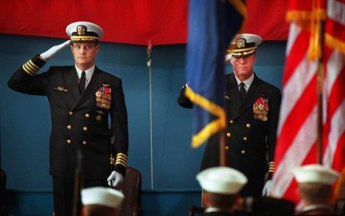 Famed Navy fighter pilot Dale 'Snort' Snodgrass dies in Idaho crash