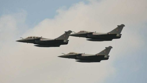 Indian Air Force activates second Rafale squadron at Hasimara airbase