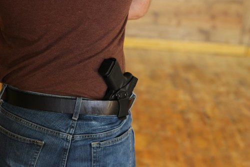 Texas Gov. Abbott signs permitless gun carry into law