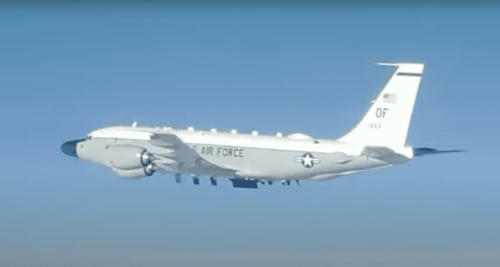 Video: Russian fighter jet intercepts US military plane flying over the Pacific