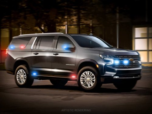 GM Defense wins contract to build super Chevy Suburban for diplomats