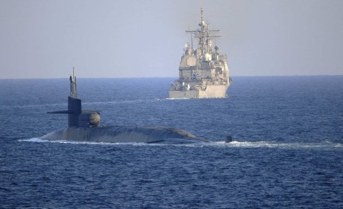 China's neighbors worry Australia nuclear sub deal will disrupt region