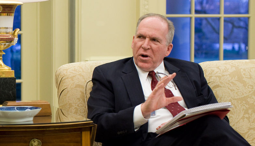 VIDEO: Fmr. CIA Chief Brennan: 'I'm increasingly embarrassed to be a white male'