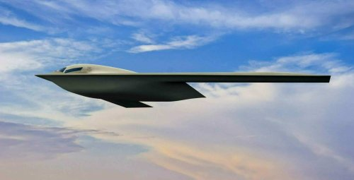 First 5 US B-21 stealth bombers are being built; will replace B-1, B-2 bombers