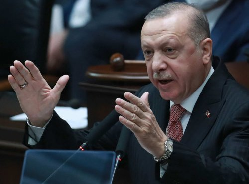 Turkey to send Russian missile experts home in signal to Biden