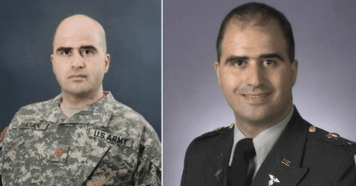 Fort Hood killer fmr. soldier Nidal Hasan congratulates Taliban in death row letter: 'We have won!'