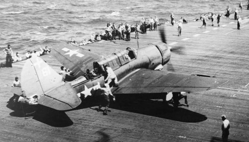 Video/Pics: Largest naval battle of WWII, possibly ever, began 77 years ago